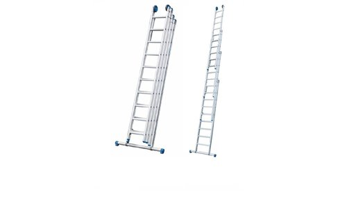 Vierdelige ladders
