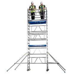 Altrex MiTOWER Plus werkhoogte 4 m