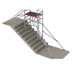 Altrex MiTOWER Plus stairs