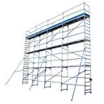 ASC Gevelstelling 100 m² - 10 m x 10 m
