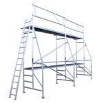 ASC Renovatiesteiger 5 x 5 m werkhoogte