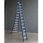 ASC ASC Premium ladder uitgebogen 2x10 sporten