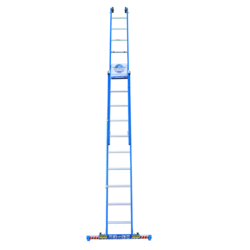 ASC XD ladder 2x8 sporten met stabilisatiebalk