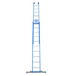 Echelle droite stabilisateur ASC XD 2x10 échelons