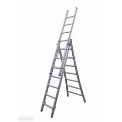 Solide omvormbare ladder 3x7 sporten