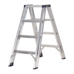Das Ladders Das Premium escabeau double 4 marches PDT4