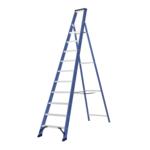 Das Ladders Das Hercules blue escabeau 10 marches ET10B