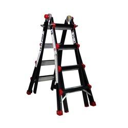 Yeti pro / Big One telescopische ladder 4x4