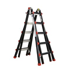 Big One telescopische ladder 4x5 Tactic-Pro