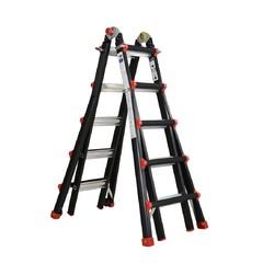 Yeti pro / Big One telescopische ladder 4x5
