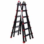 BigOne Big One telescopische ladder 4x6 Tactic-Pro