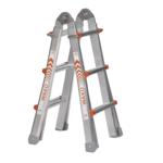 Waku Waku 100 telescopische ladder 4x3