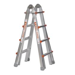 Waku 101 telescopische ladder 4x4