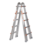 Waku Waku 102 telescopische ladder 4x5
