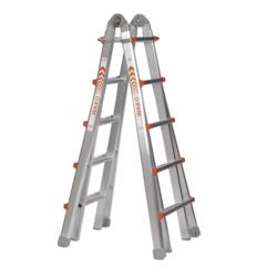 Waku 102 telescopische ladder 4x5