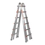 Waku Waku 103 telescopische ladder 4x6