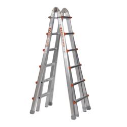 Waku 103 telescopische ladder 4x6