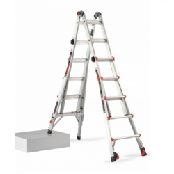 Altrex Little Giant vouwladder Leveler 4x5