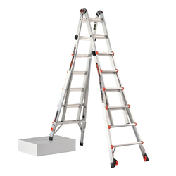 Altrex Little Giant vouwladder Leveler 4x6