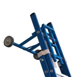 Ecarteur de facade pour échelle X-max