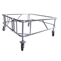 Pat-Box garde-corps mobile toit plat