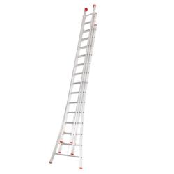 Echelle coulissante Das Ladders Vermeersch 3x14 échelons