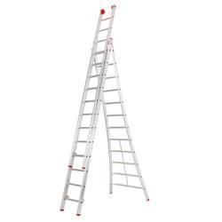 Echelle transformable Das Ladders Vermeersch 3x12 échelons