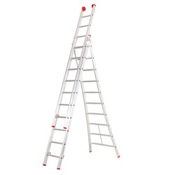 Echelle transformable Das Ladders Vermeersch 3x10 échelons
