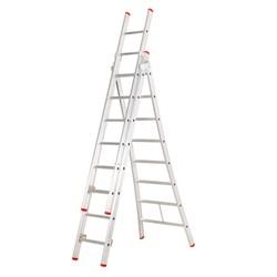 Echelle transformable Das Ladders Vermeersch 3x8 échelons