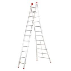 Echelle transformable Das Ladders Vermeersch 2x12 échelons