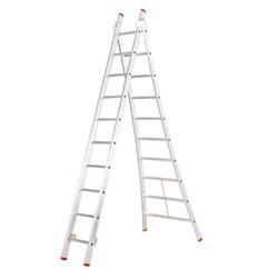 Echelle transformable Das Ladders Vermeersch 2x10 échelons