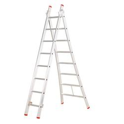 Echelle transformable Das Ladders Vermeersch 2x8 échelons