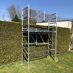 Echafaudage de jardin A-Line hauteur de travail 3,85 m