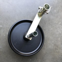 Comabi Apache monte-charge roue