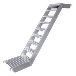 Volée d'escalier d'échafaudage