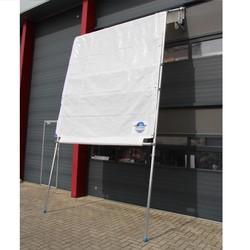 Construction protection anti pluie 400