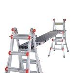 Little Giant Little Giant telescopische plank 244-396 cm