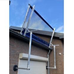 ASC protection de bord de toit montant