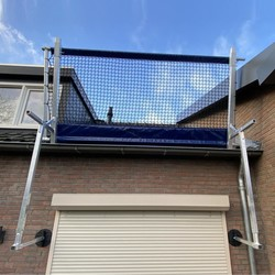ASC dakrandbeveiliging vangnet 3 m