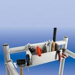 Solide Porte-outils pour échelle - échafaudage