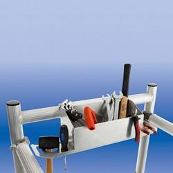 Porte-outils pour échelle - échafaudage