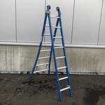 ASC ASC Premium ladder uitgebogen 2x8 sporten