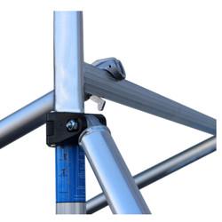 Alumexx Basic Line stabilisateur télescopique 180 cm