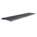ASC ASC plateforme d'échafaudage 250 cm sans trappe