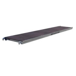 ASC plateforme d'échafaudage 250 cm sans trappe