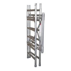 Echafaudage pliant 90x190 cadre pliable 90-6