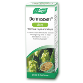 Bioforce Uk Dormeasan Valerian-Hops Oral Drops, 50ml