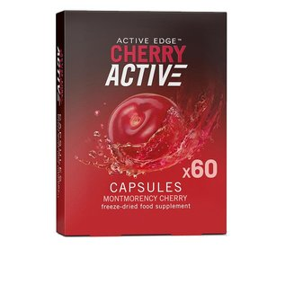 Cherry Active Cherryactive Montmorency Cherry Capsules (60's)