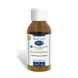 Biocare Bioacidophilus, 60 Capsules