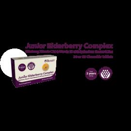 Bionutri Elderberry Complex Junior, 60 Capsules